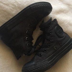 Converse kids high top unisex shoes